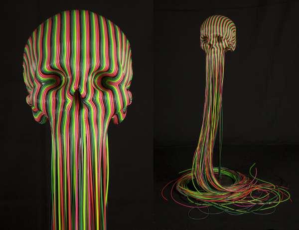 Intricate Skullptures