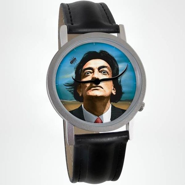 Surreal Artist Watches