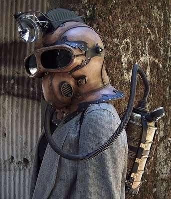 Steampunk Gas Masks (UPDATE)