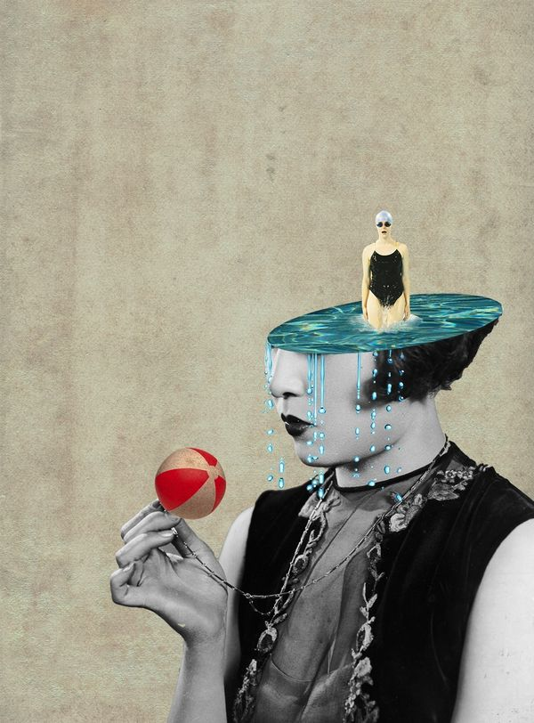 Strikingly Surreal Collages
