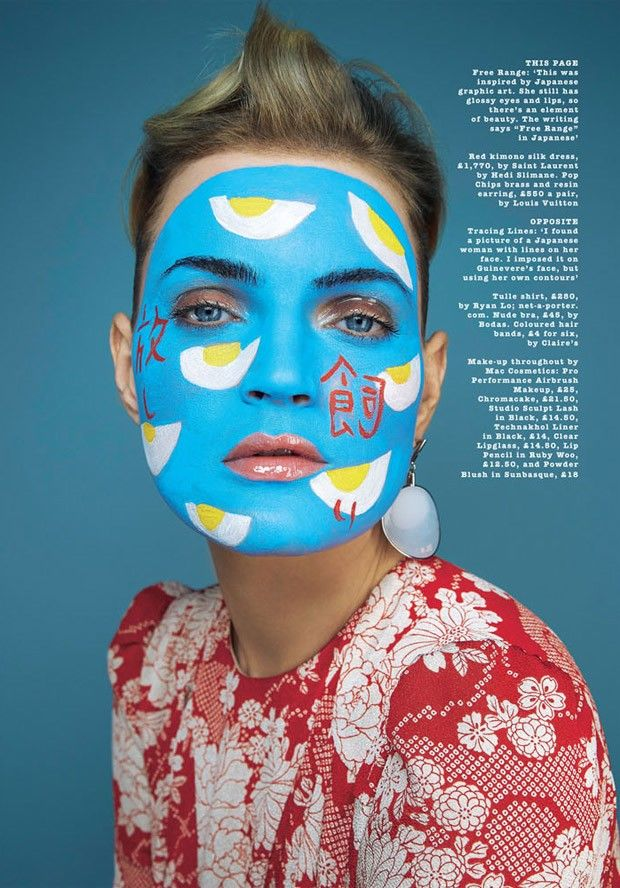 Artistic Makeup Photography