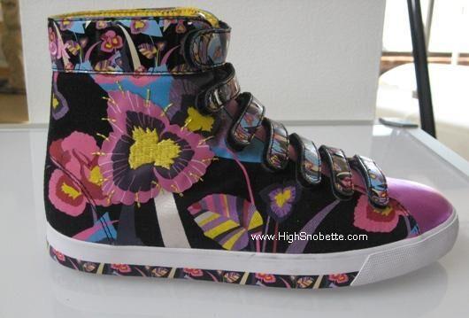 Artsy Sneakers