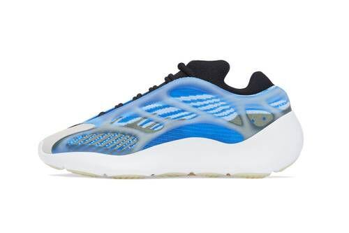 Tinted Glowing Sneaker Colorways