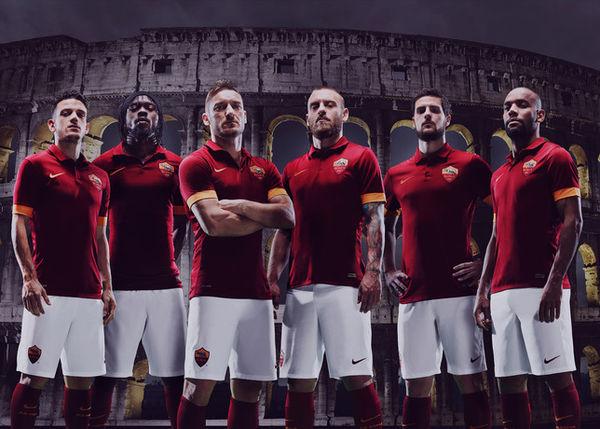 Gladiatorial Soccer Jerseys