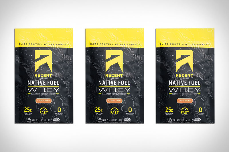Cafe-Inspired Protein Powders