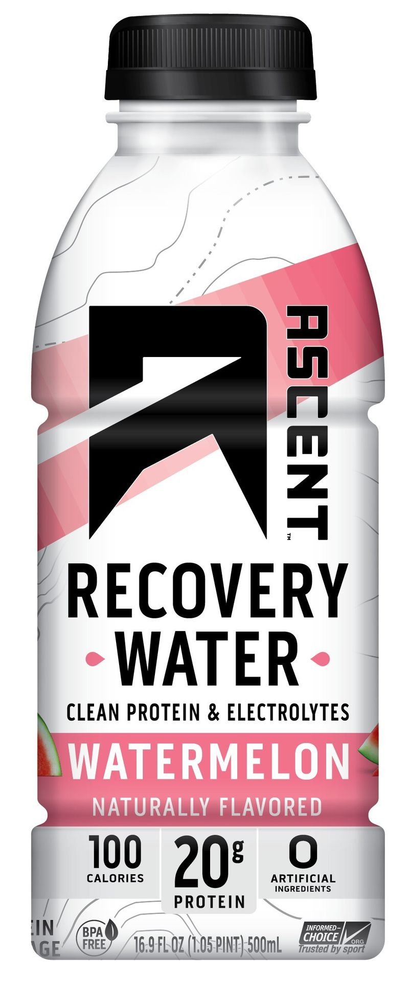 Water-Based Recovery Beverages