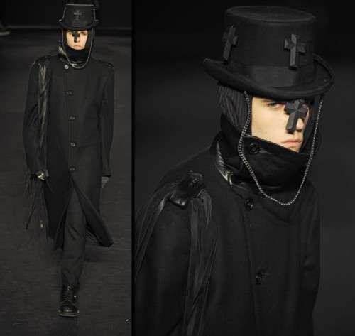 Crucified Winter Fashions