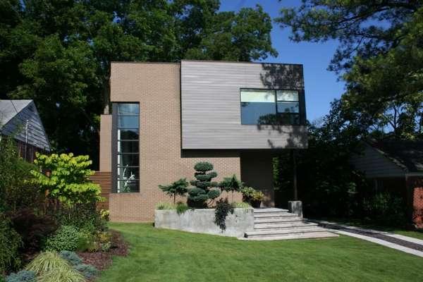 Roomy Compact Homes