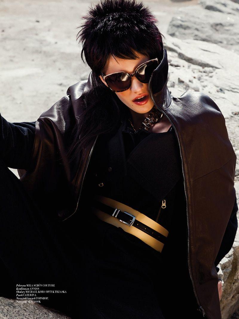 Apocalyptic Couture Editorials