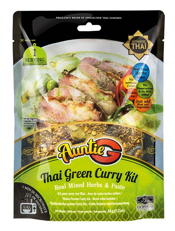 Asian Cuisine Kits