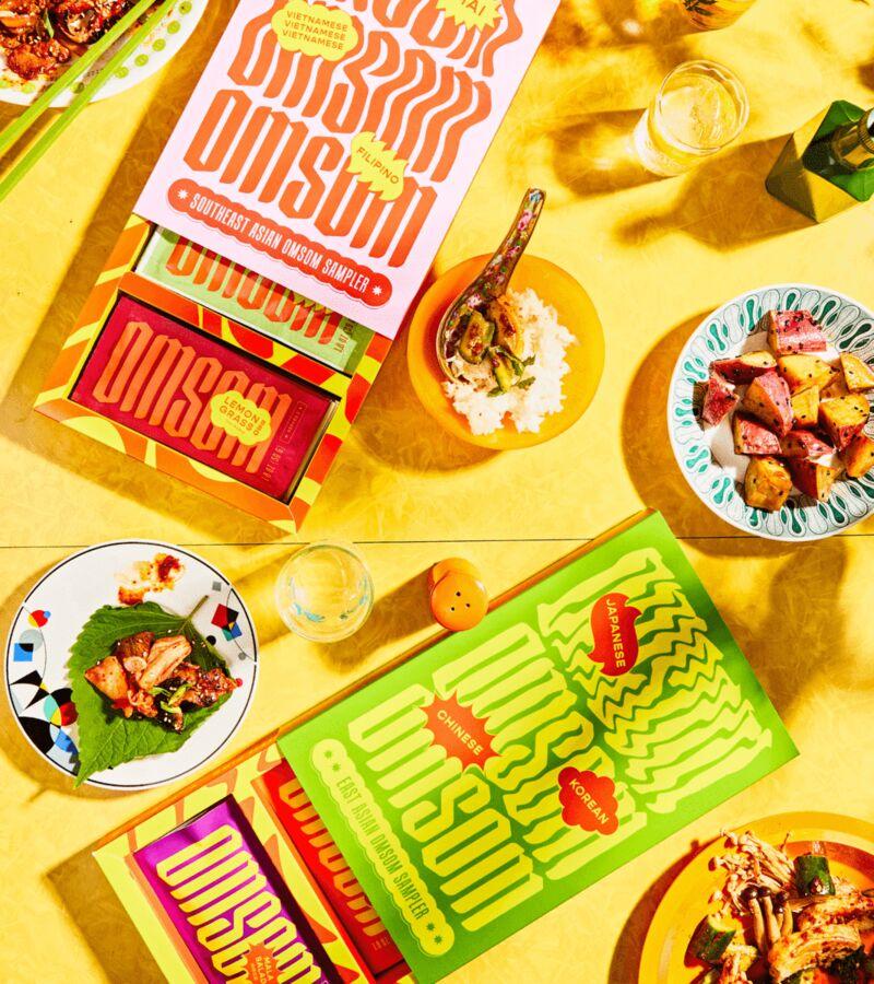 Asian Sauce Kits