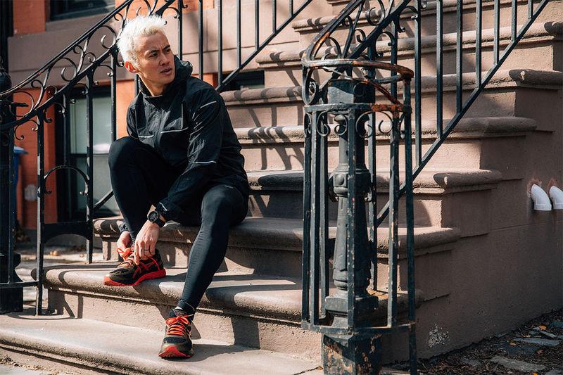 Athlete-Tested Running Footwear