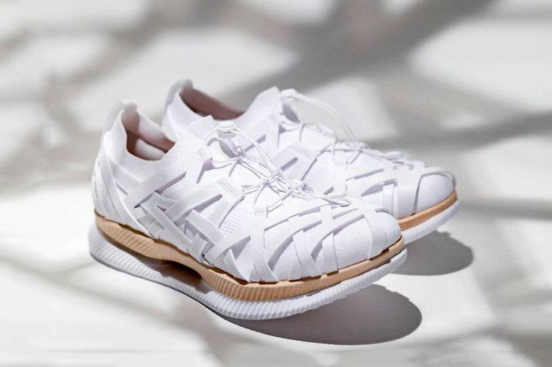 Intricately Woven Sneaker Styles