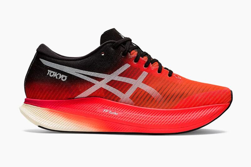 Optimized Runner Footwear