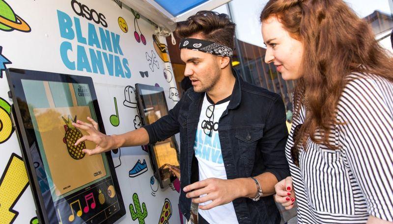 Creativity-Encouraging Campus Pop-Ups