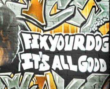 Graffiti Advertisements