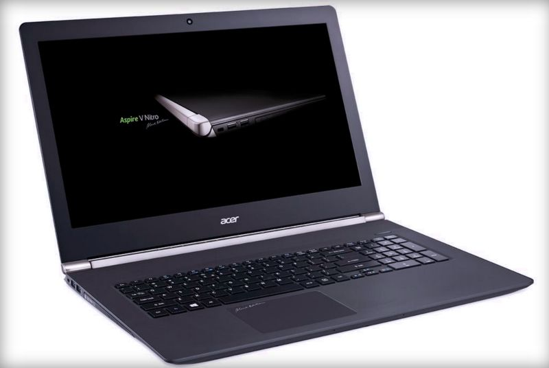 Motion-Sensing Laptops