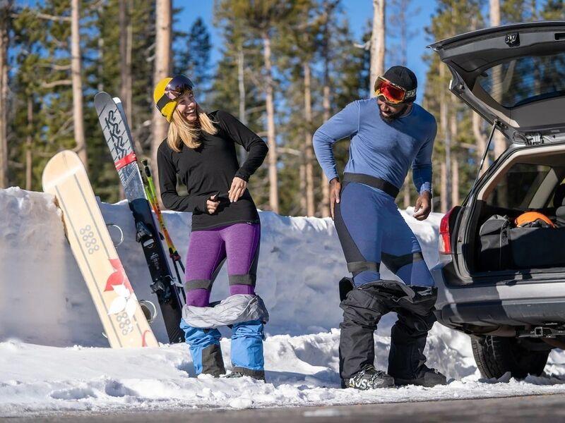 Warming Winter Sports Accessories