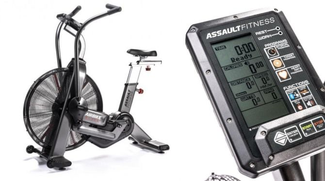 Advanced Air Exercise Bikes