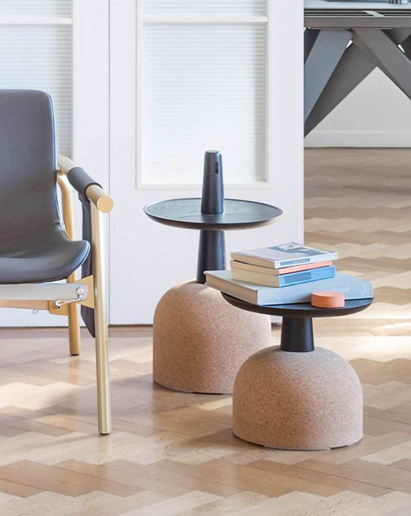 Totemic Side Tables