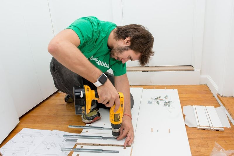 At-Home Furniture Assembly Services