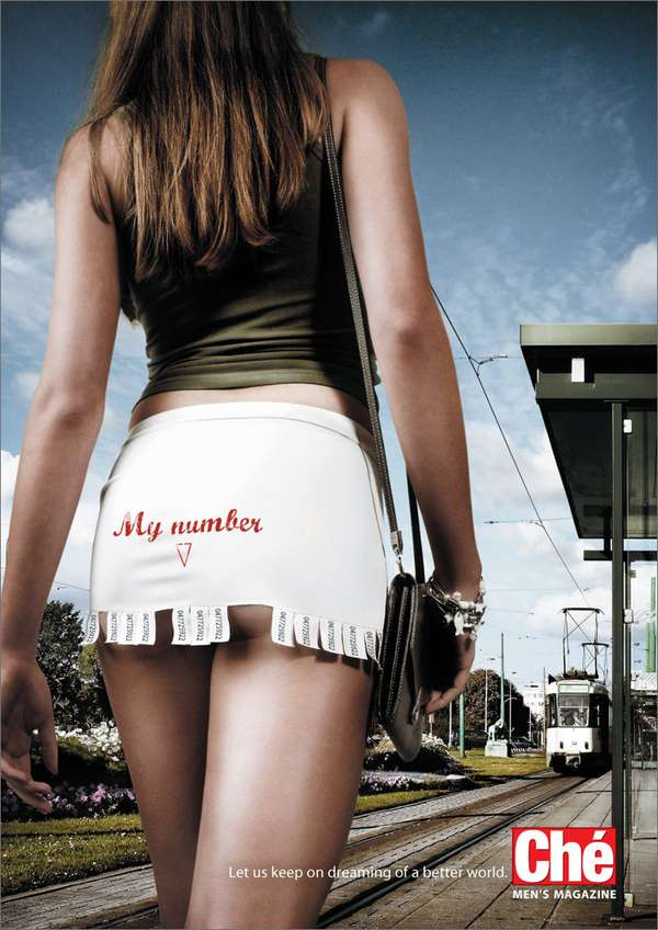 Assvertising Your Number