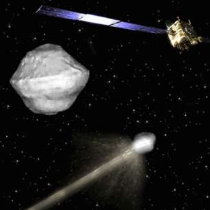 Asteroid Smashing Spaceships