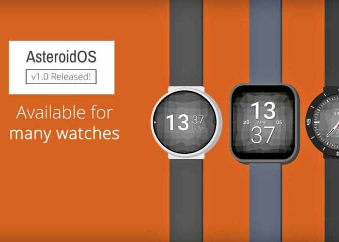 Open-Source Smartwatch Operating Systems