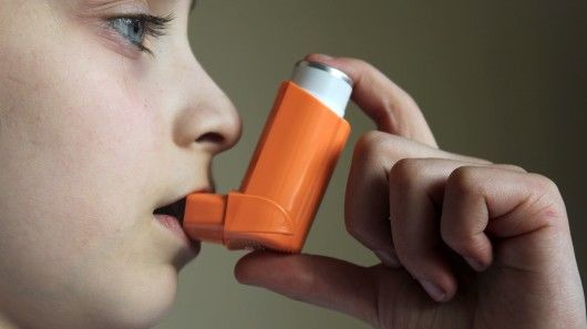 Allergen-Inhibiting Asthma Treatment