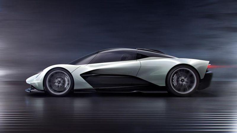 Mid-Engine Hybrid Hypercars