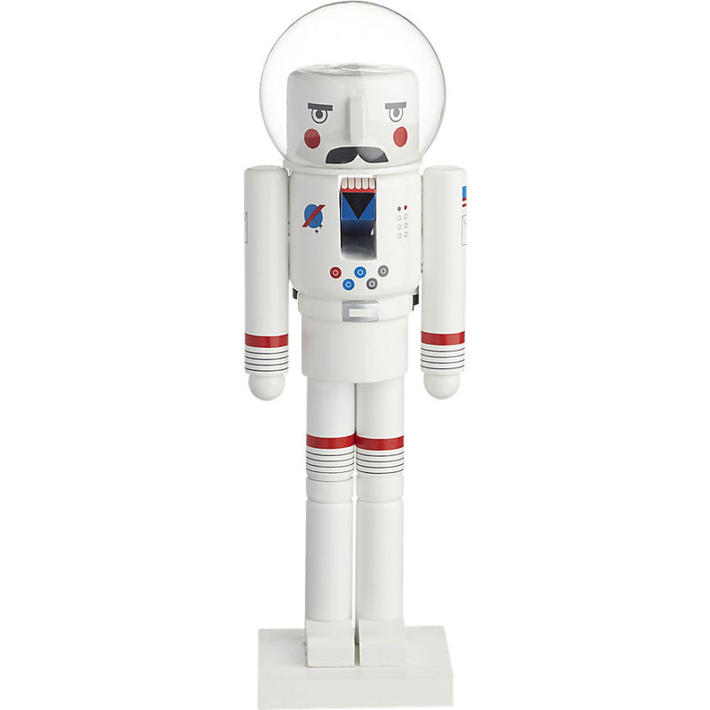 Galactic Nutcracker Figurines