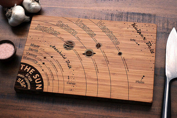 Astronomic Cutting Boards