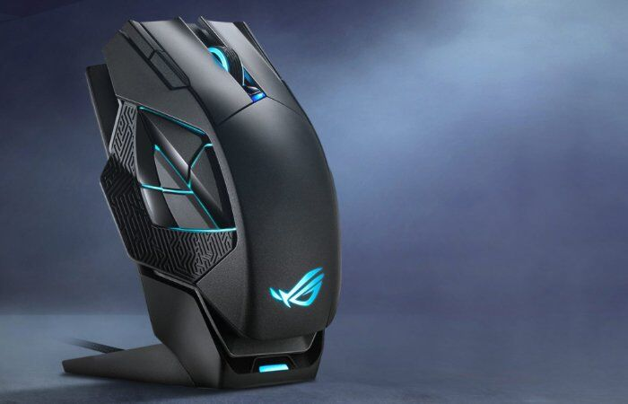 Dual-Mode Gamer Mouses