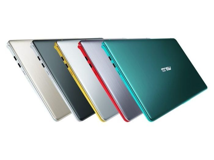 Chromatic Eye-Catching Laptops