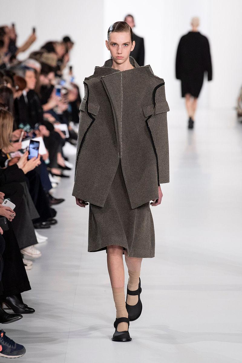 Elegantly Asymmetrical Fashion Designs