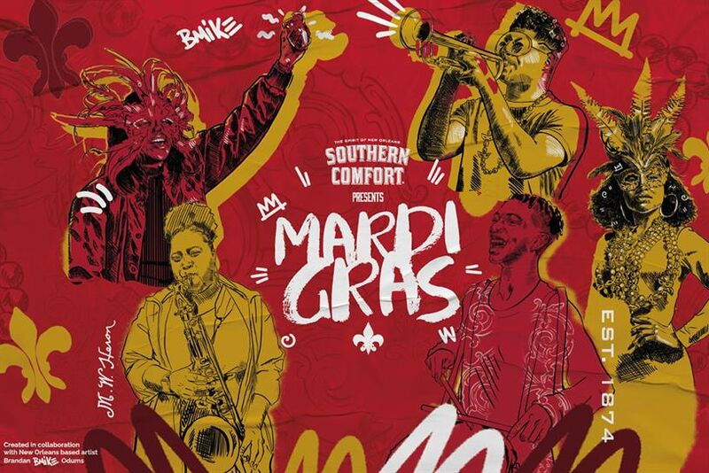 Virtual Mardi Gras Festivals