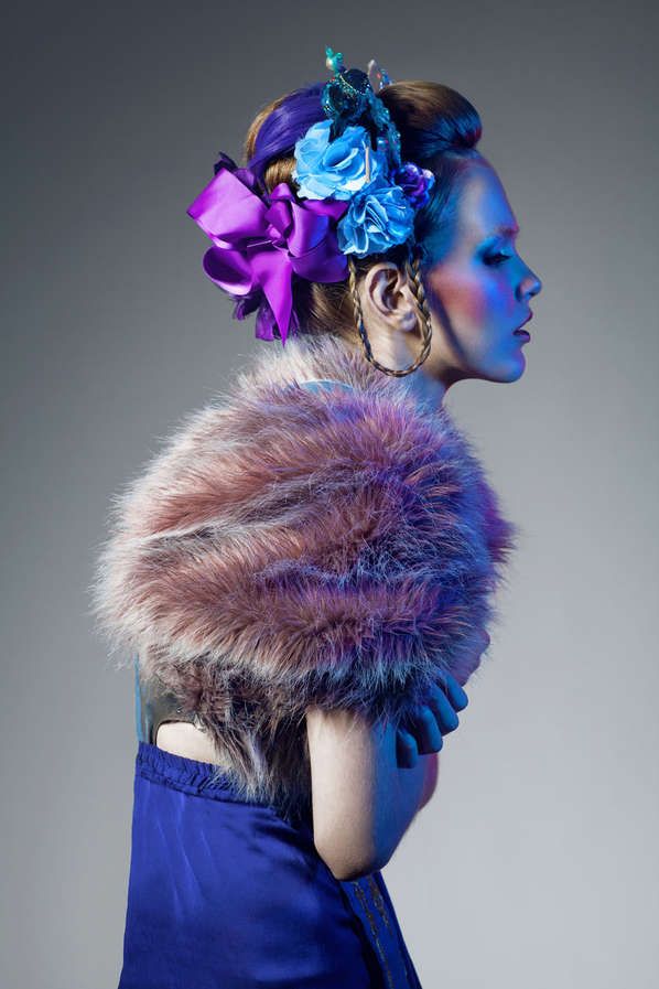 Theatrical Geisha Fashion