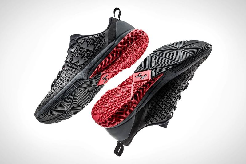 3D-Printed Athletic Footwear