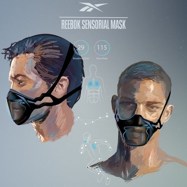 Protective Athletic Masks