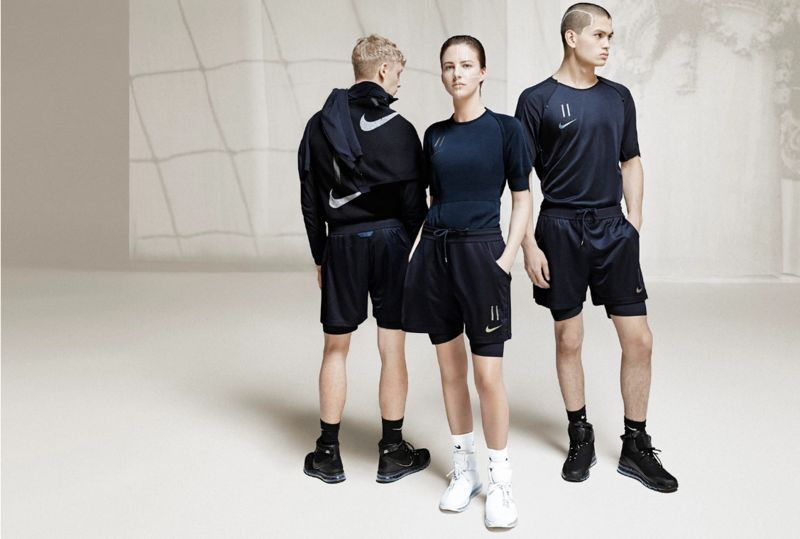 Deconstructed Athletic Wear Collections