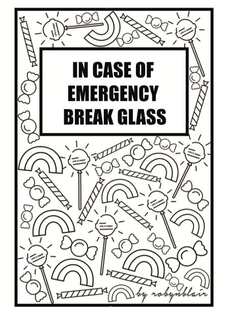 Free At-Home Coloring Books