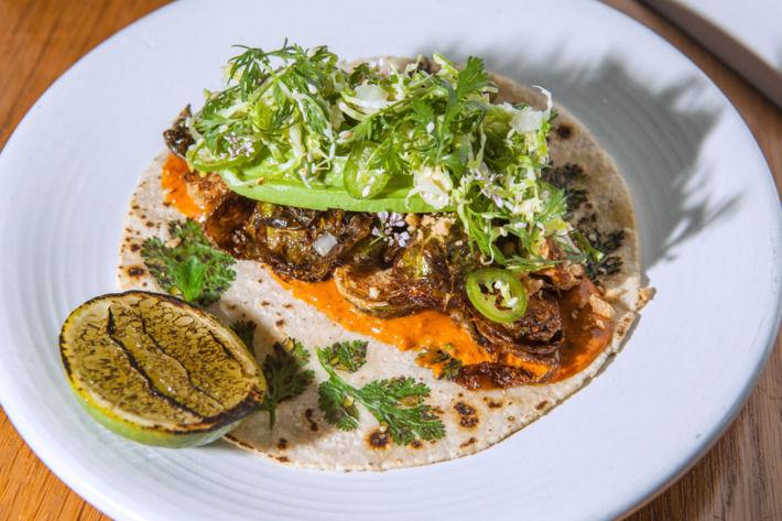 Inventive NYC Tacos