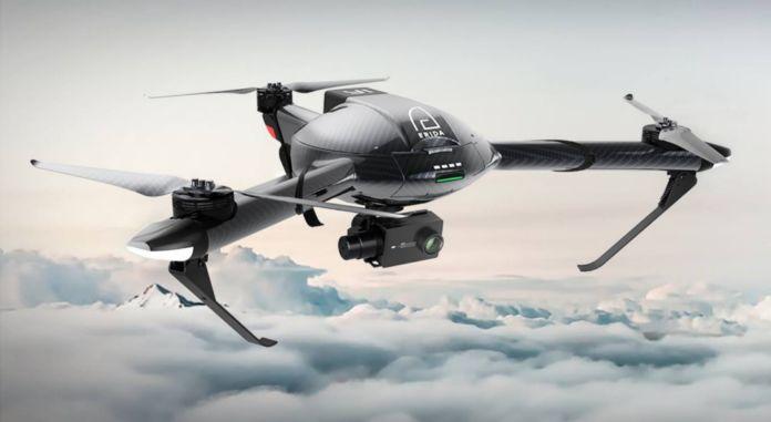 Autonomous Law Enforcement Drones