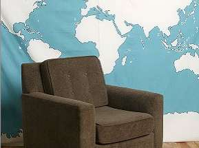 Worldly Wall Curtains