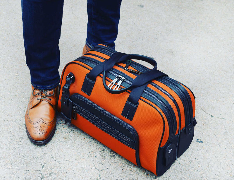 Easy Access Travel Bags