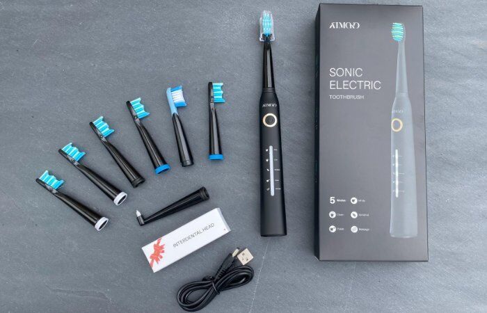 Ultrasonic Oral Care Devices
