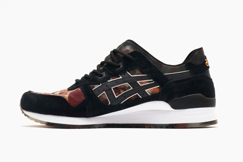 Collaboration Camouflage Sneakers