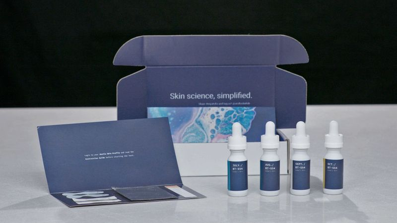 MIT-Developed Skincare Solutions