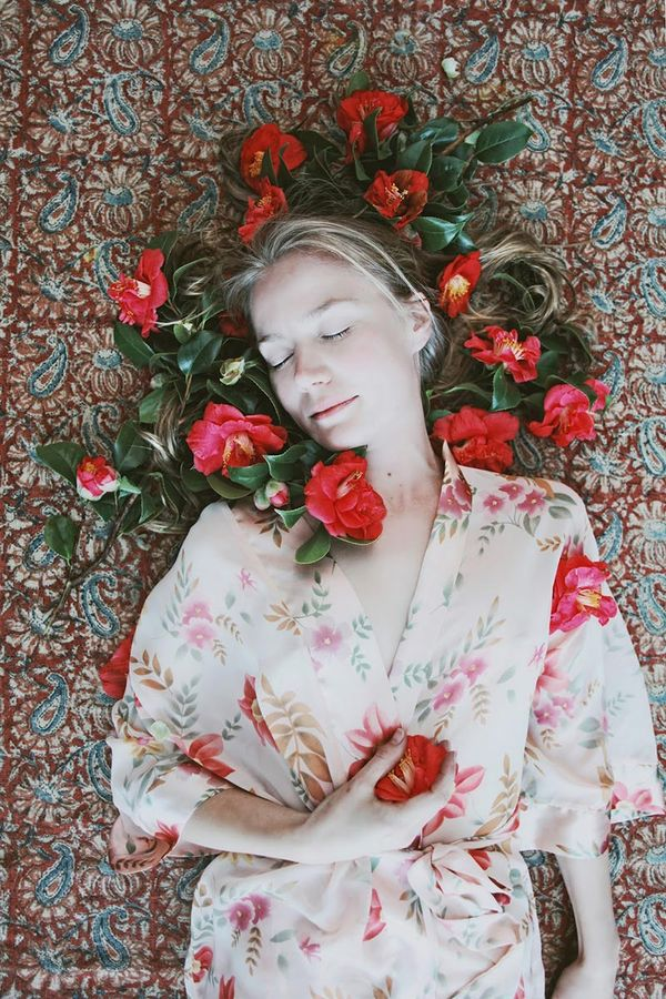 Flower-Infused Photography