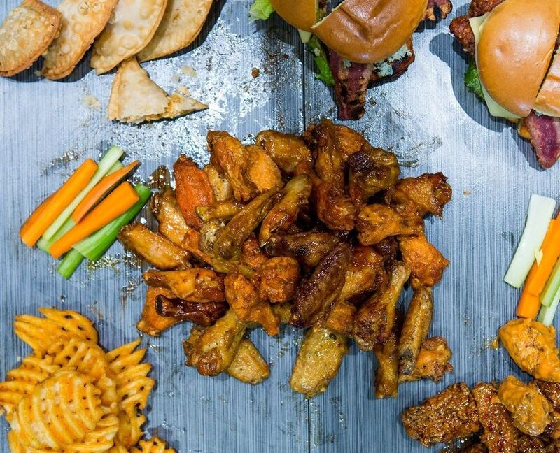 Influencer-Inspired Wing Sauces